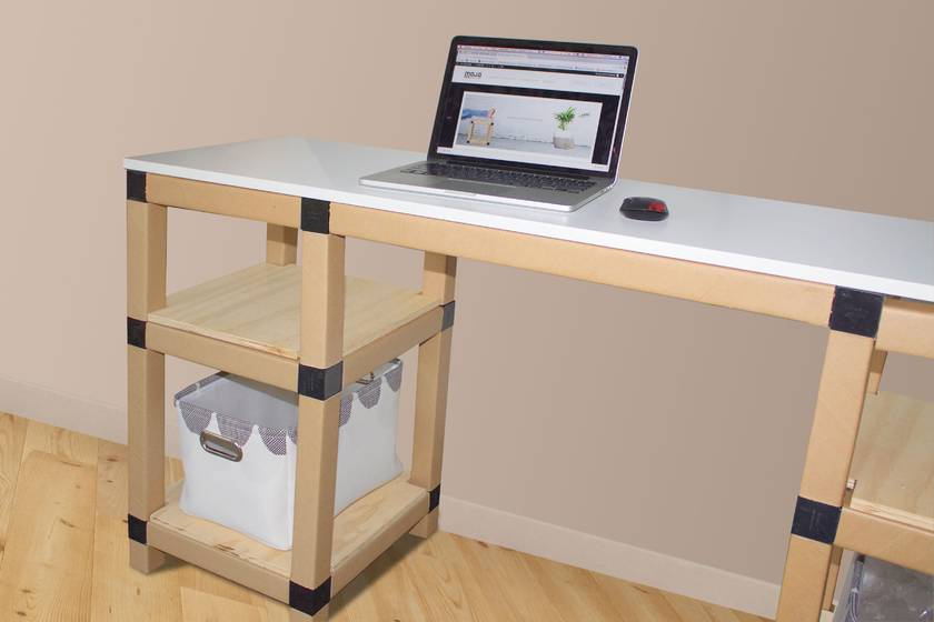 The Mojo Eco Pillar Desk