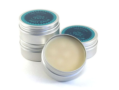 Minty Foot Balm, 100% natural & NZ made