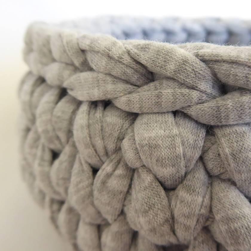 Small Treasure Bowl (light grey)