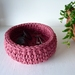 ECO Large storage bowl (rose)