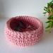 ECO Large storage bowl (petal)