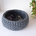 ECO Large storage bowl (moss grey)