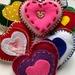 Felt Hearts Kits   -    NZ Postage Included