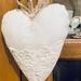 Valentines Heart. Hanging Decoration. Home decor