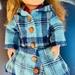 Doll Winter Coat