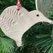Set of 4 Kiwiana Christmas Decorations