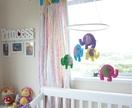 Rainbow Elephant Family
