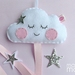 Sparkle the Pretty Cloud - Hair Clip Tidy