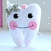 Tilly the Tooth Fairy Pillow