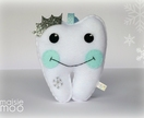 Elsa the Tooth Fairy Pillow