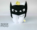 Batman Inspired - Tooth Fairy Pillow