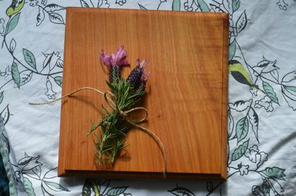 Recycled Macrocarpa chopping boards or cheese board