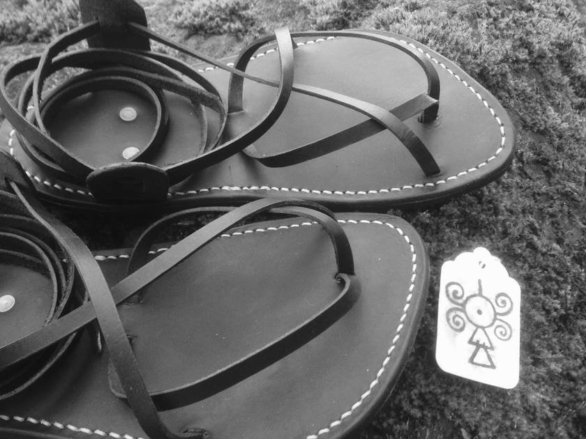 WayFinder: Handmade Leather Sandals