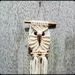 Cute Macrame Knotted Owl