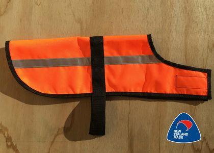 Custom Made Dog Jacket- Extra Small- Medium - Warm Waterproof