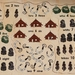Maori/English Numbers 10 Pce Wooden Handcrafted Puzzle