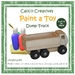 Calico Creatives Paint a Truck Kit