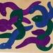 Seven Eels Handcrafted Wooden Puzzle