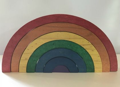 MY RAINBOW - 7 pieces