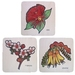 Native Flowers - Set of 3 puzzles