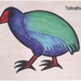 TAKAHE 8pce handcrafted wooden puzzle