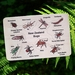 NZ Bugs 10pce wooden handcrafted puzzle