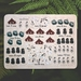 Count to Ten Māori/English 10pc Wooden Puzzle