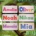 Personalized Wooden Name Puzzle | Up to 6 letters