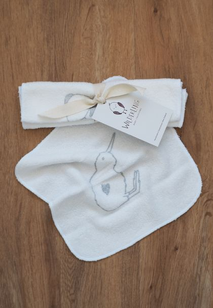 Face Cloths | Large set of two