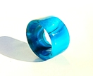 Resin Ring *Blue Dream* Size 11.25 *Free Shipping*