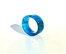 Resin Ring *Blue Dream* Size 11.25 *Free Shipping
