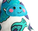 PLUSH TOY - Mother Meebaa - Mother Earth Doll - Blue and Purple Flower Style