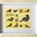 Hundertwasser's birds 2