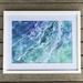 """FRAMED Giclée fine art print """"Ocean Swell"""""""