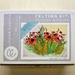 Poppies Artwork Felting Kit