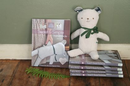 Sweet and Simple Handmade: a craft book by Melissa Wastney