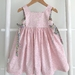 Libby Pink Pinny Dress