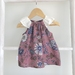 Flutter Top Musty Pink Size 0
