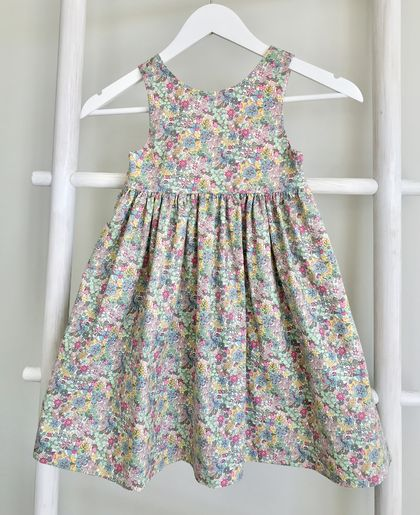 Libby Dress Floral Size 5