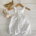 Forest Romper Size 3 - 6 mths