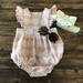 Penny Romper Pink Size 1