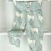 ORGANIC Alpaca Design Pants SIZE 6 - 9mths