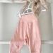 Merino Pants Size NB-3mths Petal