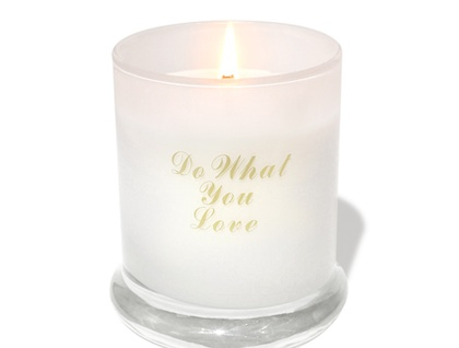 Do What You Love - Glass Jar Candle - available in 8 scents