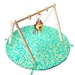 Scandi Style Wooden Play Gym
