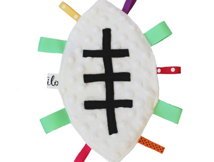 Rugby Ball Sensory Toy