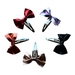 Patent Faux Leather Bow Hairclip