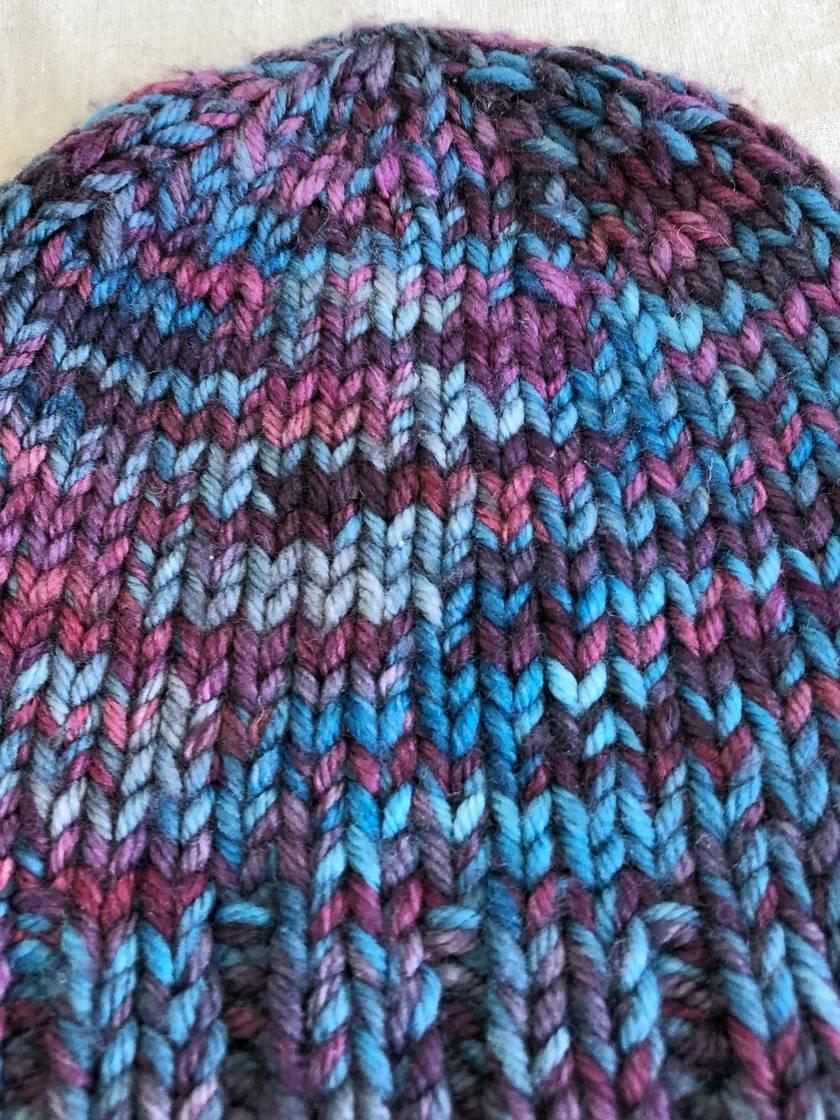 Knit Merino Hat