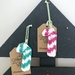 Candy Cane Christmas Tree Decoration Ornament