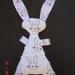 Sensory Bunny Taggie